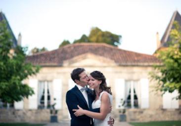 Delphine & Xavier – Mariage au château La hitte