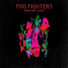 Foo Fighters - Wasting Light - Album Cover