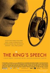 King's Speech Poster