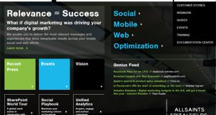 Webtrends - Mobile Social and Web Analytics