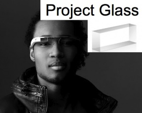 Google Project Glass - logo