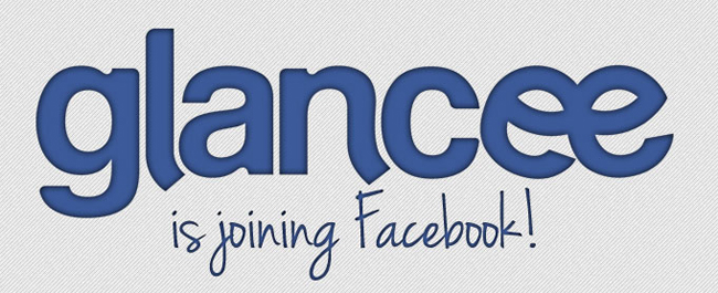 Glancee join Facebook