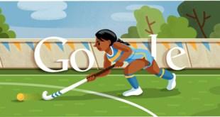 Google doodle - Londra 2012 Hockey su prato