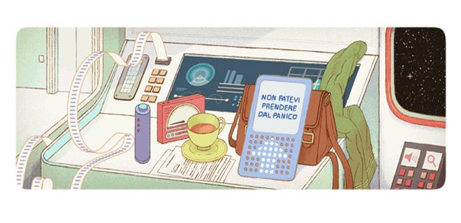 doodle-google-Douglas-Adams