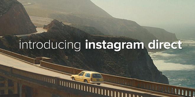 Instagram Direct, da oggi su Instagram ci si può messaggiare
