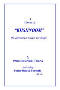 A Manual of Khshnoom