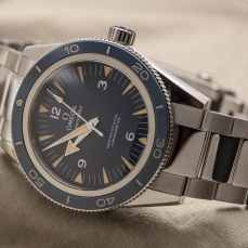 Omega Seamaster 300 Master Co Axial Live Photos and Pricing