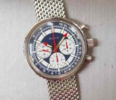 Bulova Stars and Stripes cover