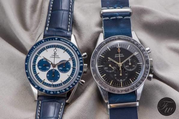 Omega Speedmaster CK2998 and 105.003
