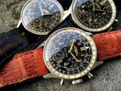 Navitimer Venus178 ref.806 from early 1955