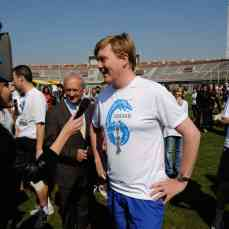 Speedy Tuesday   King Willem Alexander Of The Netherlands Wears A Speedmaster