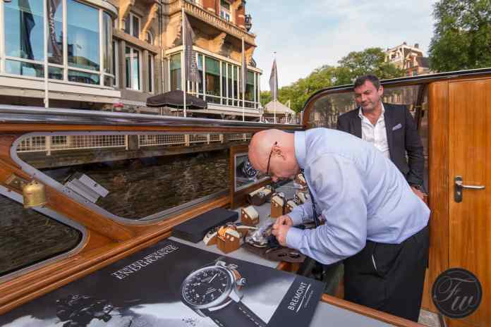 Official Introduction Of Bremont In The Netherlands