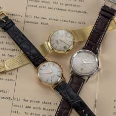 Hands On With The Longines Flagship Heritage