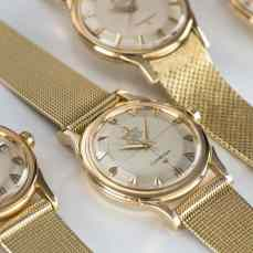 In Depth   Vintage Omega Constellation Watches