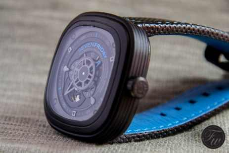 Heads up for the people who care   limited edition SevenFriday charity watch