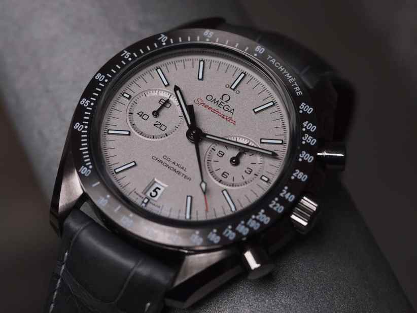 Omega GSotM dial markers
