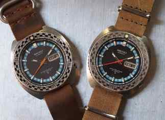 Seiko Rally Diver pair