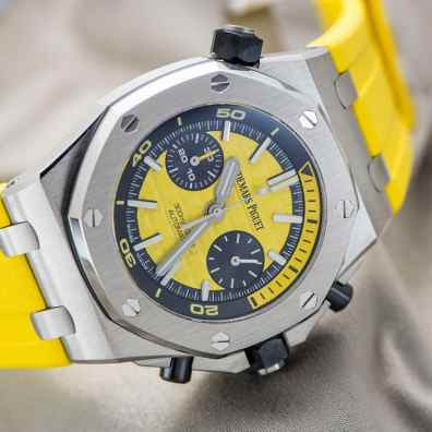 Audemars Piguet Royal Oak Diver Chronograph