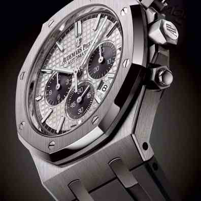 Audemars Piguet Royal Oak Chronograph QEII Cup