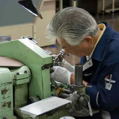 Seiko Factory Visit