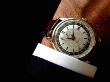 Unitime Worldtimer ref.1-260 from 1954