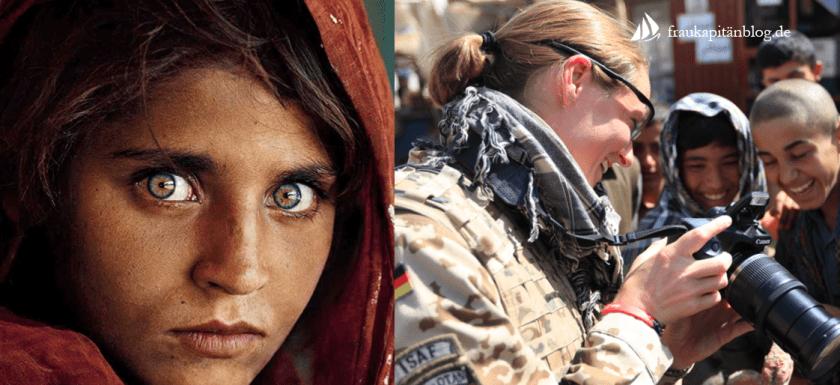 Das afghanische Mädchen - wie ein Bild zur Hoffnung für eine ganze Generation wurde