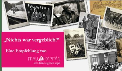 """Die Ausstellung """"Nichts war vergeblich"""" ist noch bis 13.02.1016 in Frankfurt zu sehen. Quelle: www.widerstand-1933-1945.de"""