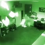 Ghost in the office
