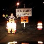 Creepy clowns invade the streets