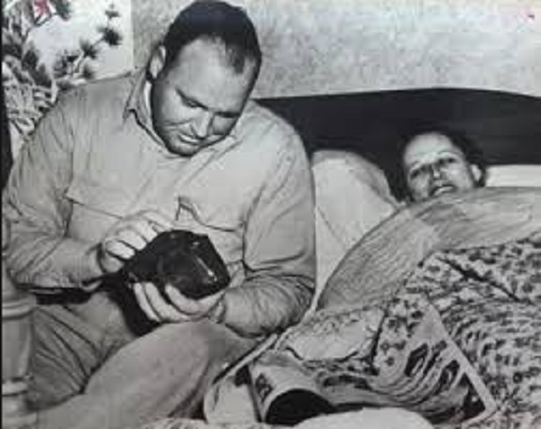 Ann and her husband