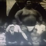 Japanese giant found on film