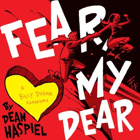 Fear, My Dear cover