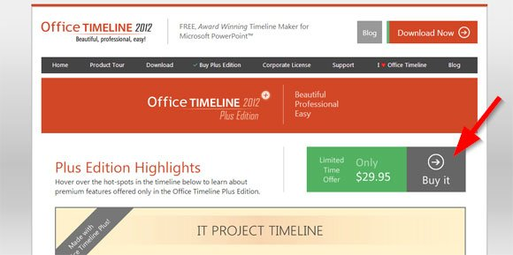 Office Timeline Coupon Code