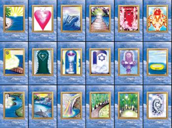 Vocie of the Angels Cards by Dyan Garris