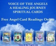 Voice of the Angels Spiritual Cards