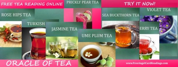 Oracle of Tea by Dyan Garris
