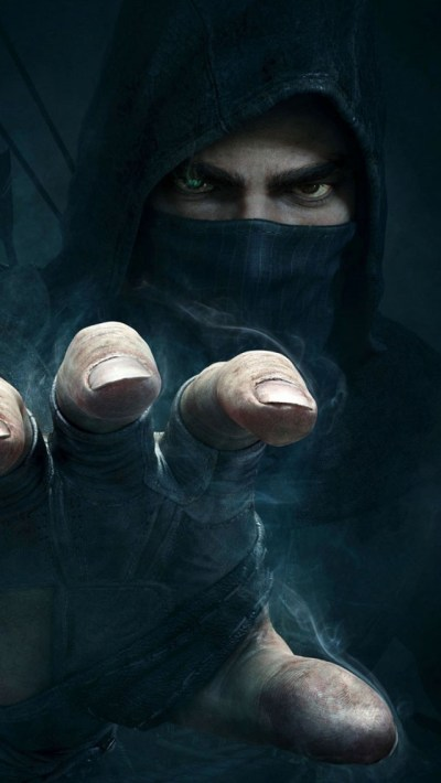 Thief Video Game Wallpaper - Free iPhone Wallpapers