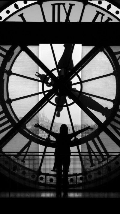 Orsay Museum and The Clock Wallpaper - Free iPhone Wallpapers