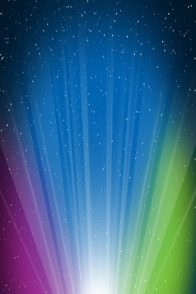 Sparkling Neon Light Wallpaper - Free iPhone Wallpapers