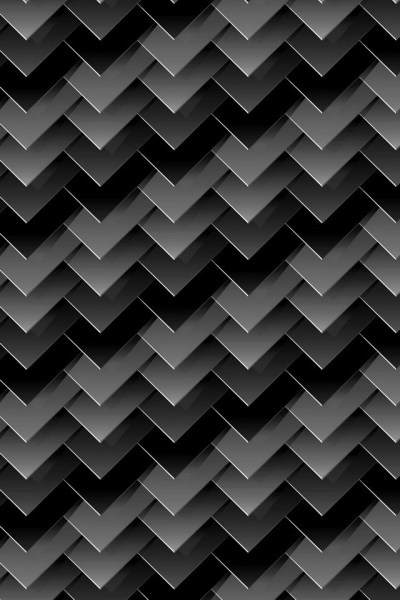3D Dark Grey Abstraction iPhone 6 / 6 Plus and iPhone 5/4 Wallpapers