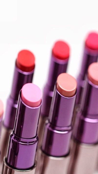 Colorful Lipsticks Wallpaper - Free iPhone Wallpapers