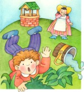 Jack and Jill audiobook kids