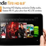 Kindle Fire HD 4G, eReaders and Other Advanced Tablets On Sale
