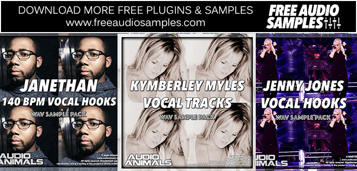 Audio Animals - Vocal Sample Packs (Paid Wav Sample Packs) - Free