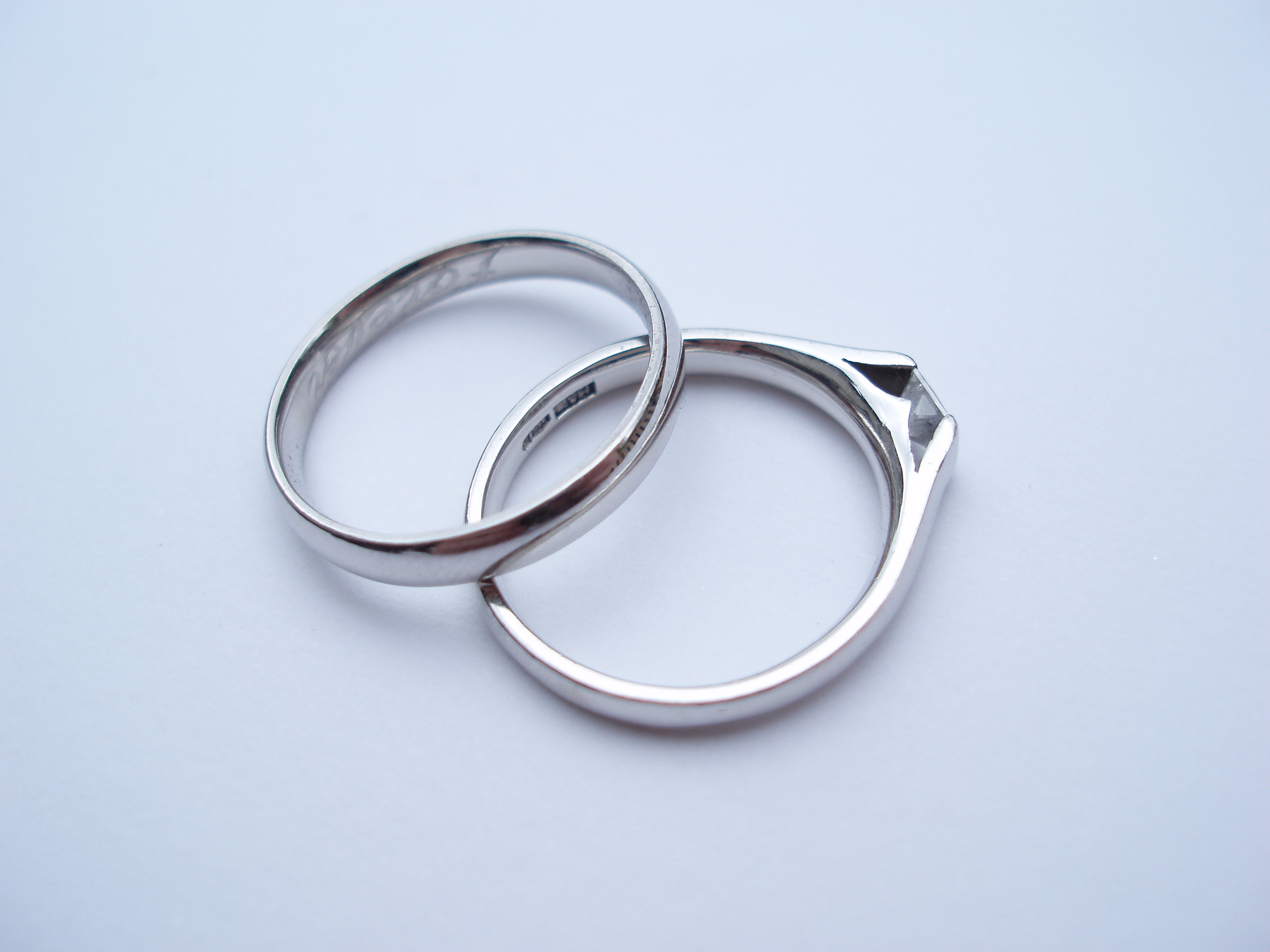 silverweddingrings silver wedding ring the symbol of everlasting love two silver wedding rings