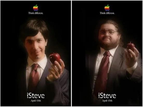 iSteve-posters