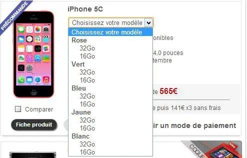iphone5Cfreemobile