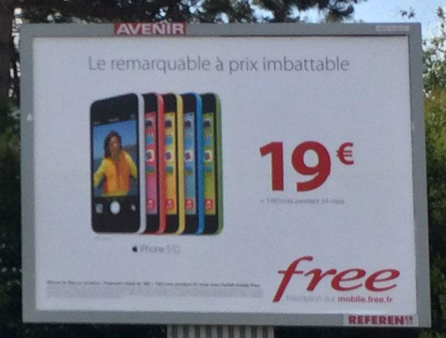 freemobile-iphone5c