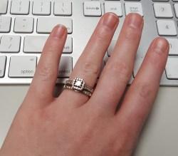 Small Of Jinger Duggar Engagement Ring