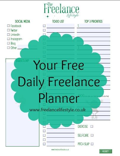 freelancedailyplanner